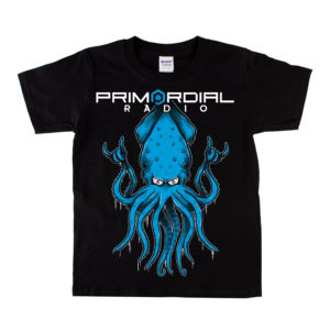 Kids Squid T-shirt