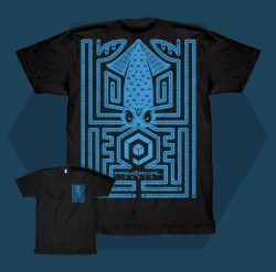 Primordial Maze T-shirt Mens