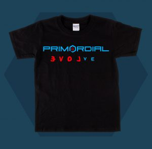 Primordial Radio Love Kids t-shirt