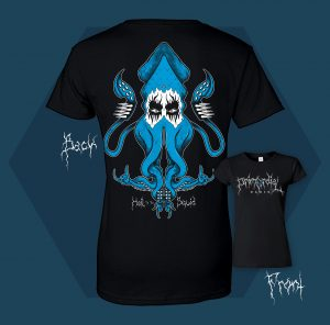 Hail the Squid Tshirt