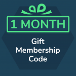 1 month gift membership for Primordial Radio