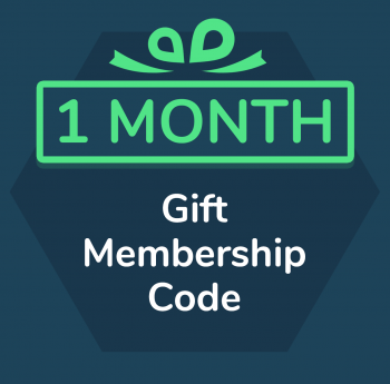 1 month gift membership for Primordial Radio