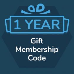 12 month gift membership for Primordial Radio