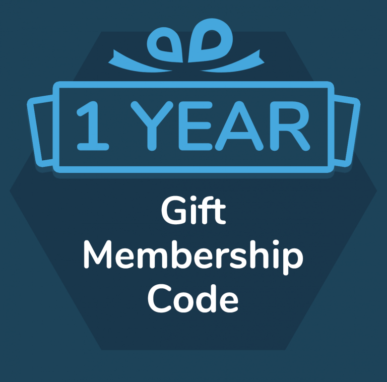 12 month gift membership for Primordial Radio