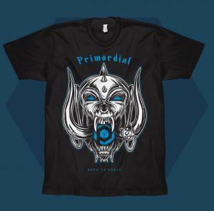Born to Radio Mens t-shirt