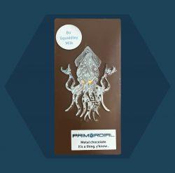 Primordial Radio Milk Chocolate