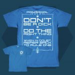 The Rules Mens T-shirt from Primordial Radio