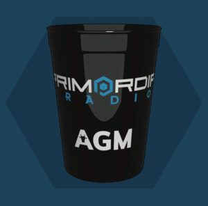 Primordial Radio Cup (don't mention Kool-aid)