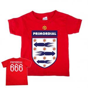 3 Squids Primordial Radio Kids T-Shirt