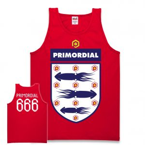 3 Squids Primordial Radio Mens Tank shirt