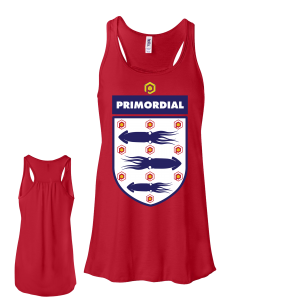 3 Squids Primordial Radio Racerback Tank T-Shirt