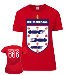 3 Squids Primordial Radio Womens T-Shirt
