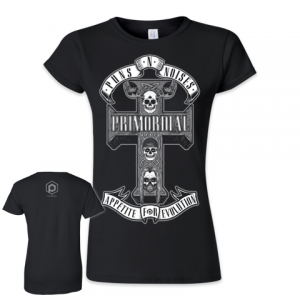 Appetite for Evolution T-Shirt Womens