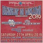 Primordial Radio Annual General Mayhem 2019 Small Flyer