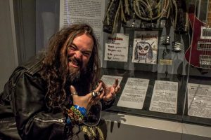 binge thinking 30 - Max Cavalera from Soulfly
