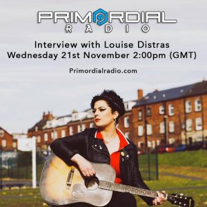 Primordial Interview with Louise Distras