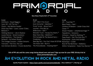 Primordial-playlist-update-17th December