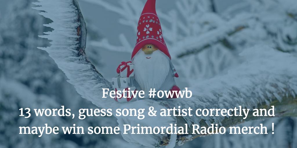festive #owwb