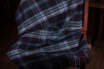 Pride of Primordial Tartan blanket