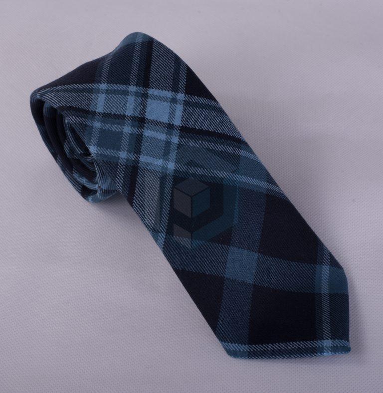 Pride of Primordial Tartan Tie