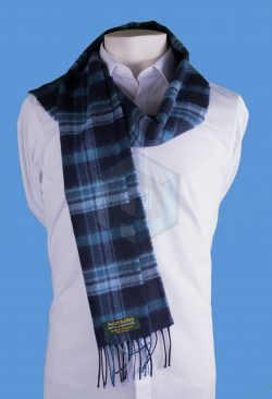 Pride of Primordial Tartan scarf - wrap around