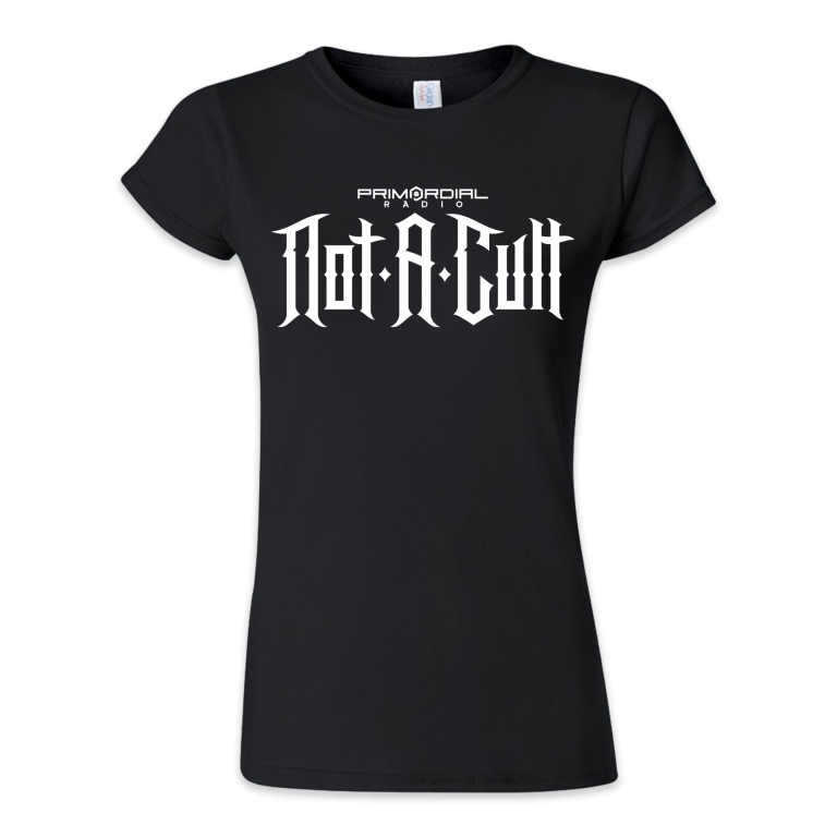 Not A Cult (Womens Tee)
