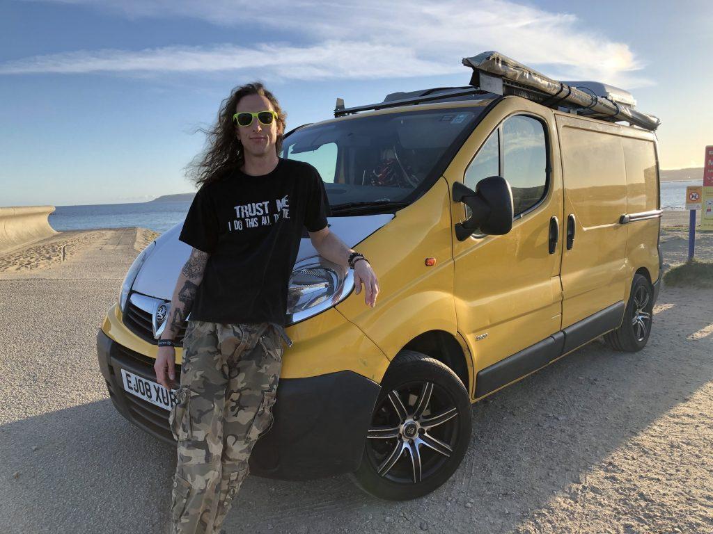 Follow the Yellow Van