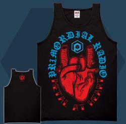 Metal at Heart Primordial Radio Vest - Mens