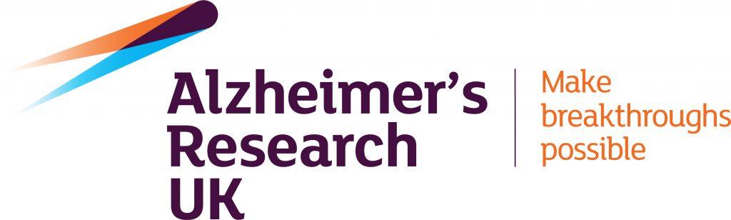 Alzheimers Reseach UK Logo