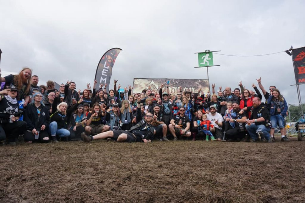 PRFAM at Bloodstock 2019