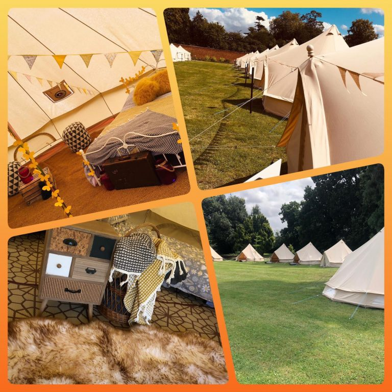 Primordial Radio AGM 2020 Just Rock up Camping
