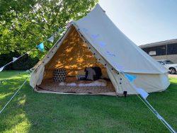 Primordial Radio AGM JRU Tent