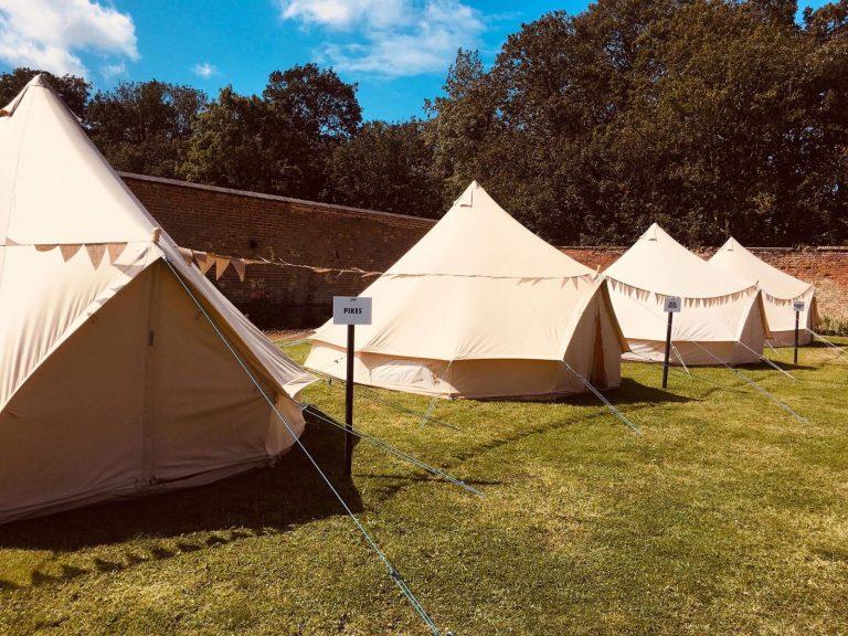 Primordial Radio AGM JRU Tents