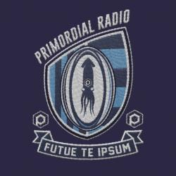 Primordial Rugby top logo