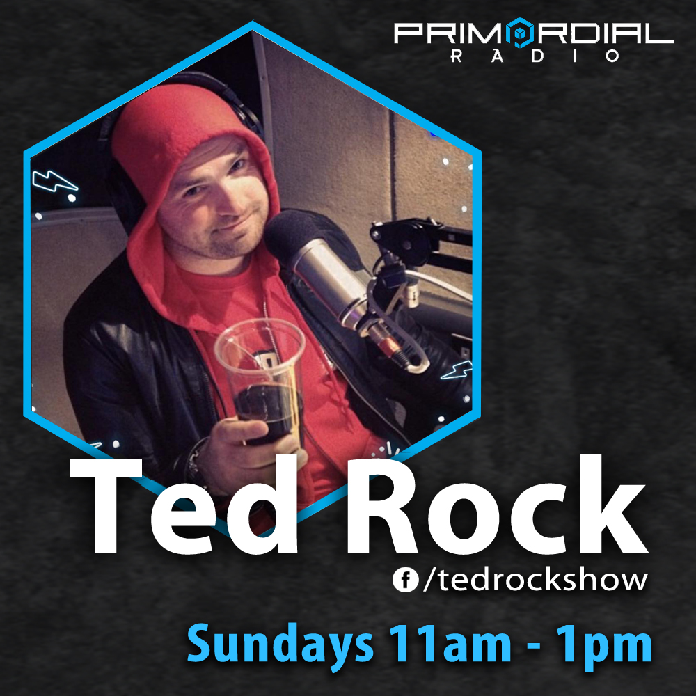 Ted Rock on Primordial in Studio 7