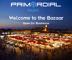 The Primordial Radio Bazaar is open