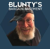 Blunty's Bargain Basement - SALE TIME