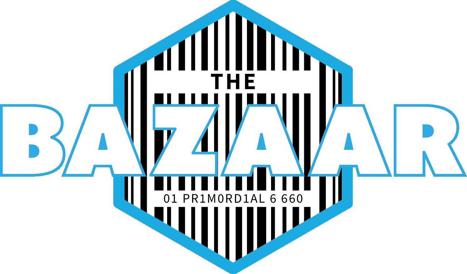 Primordial Bazaar Logo