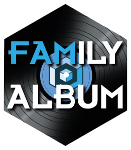 FAMily Album Podcast Logo