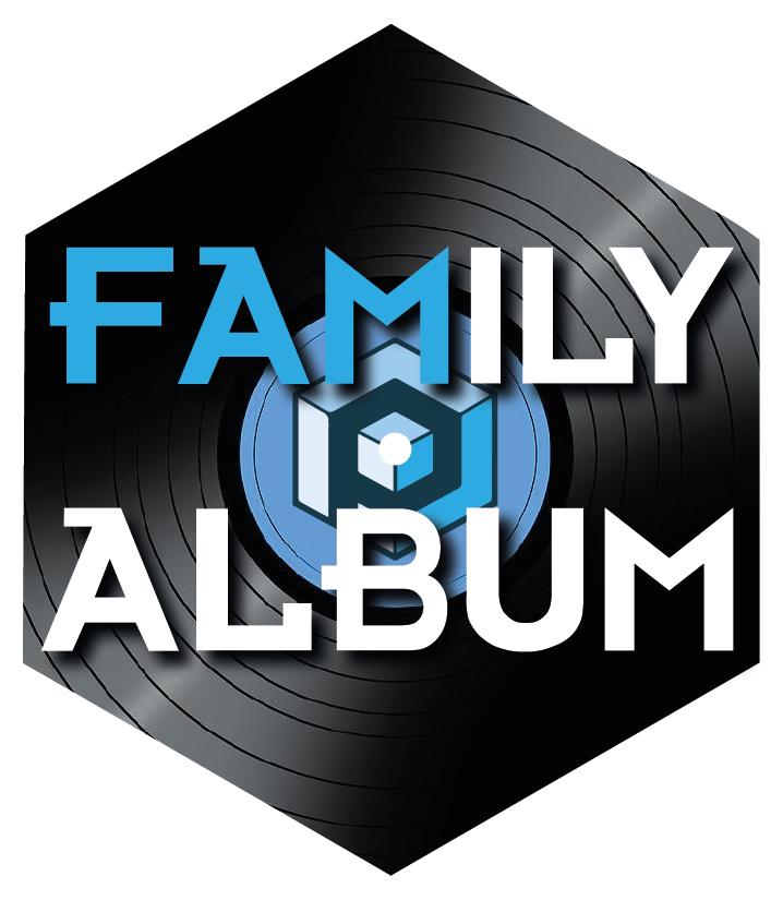 FAMily Album Podcast Logo