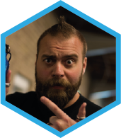 Blowfish presenter icon