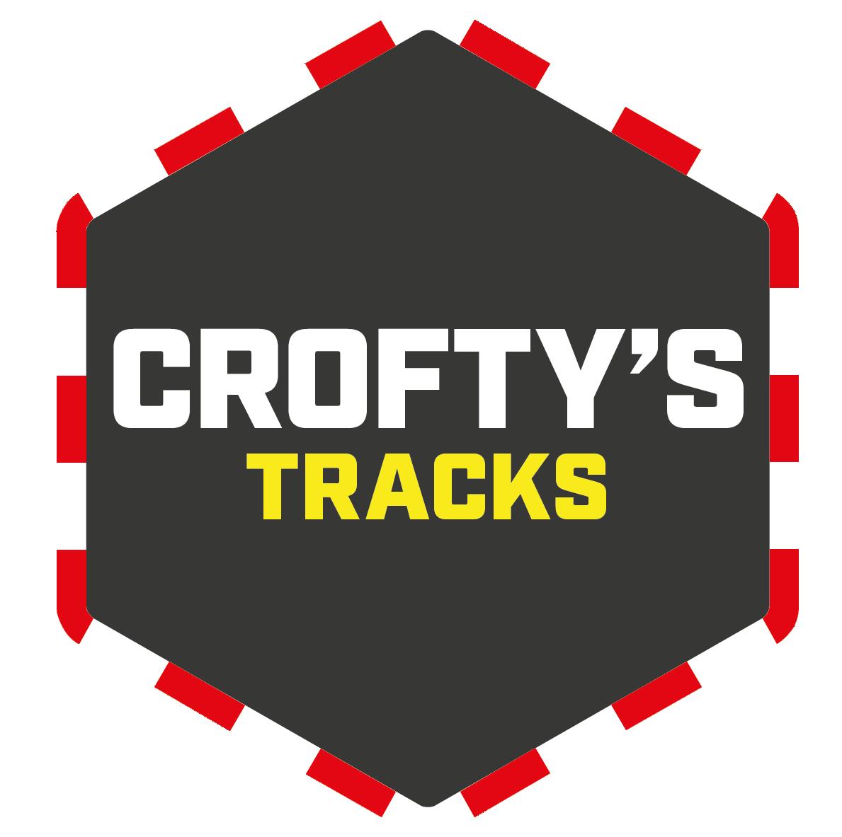 Crofty's Tracks Podacast Logo