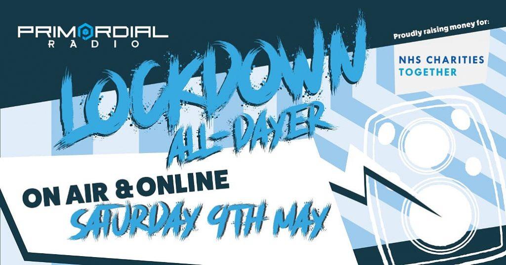 Lockdown All Dayer Primordial Radio Header