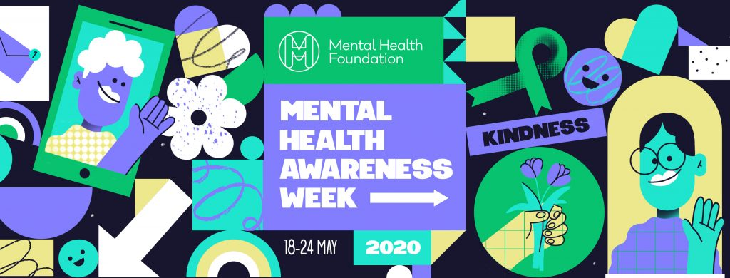 Mental Health Awareness Week 18-24 May 2020 - Kindess Logo
