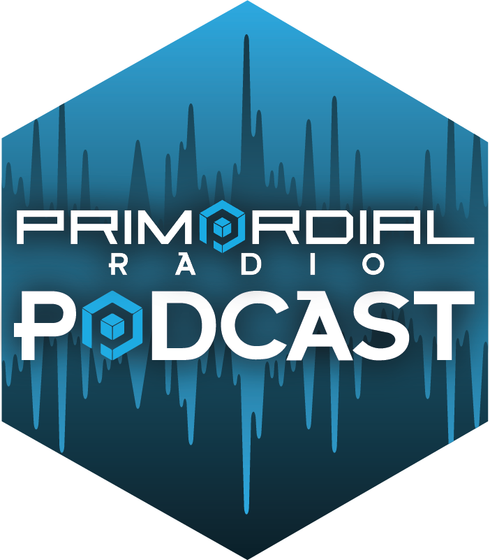 Primordial Radio Podcast Logo