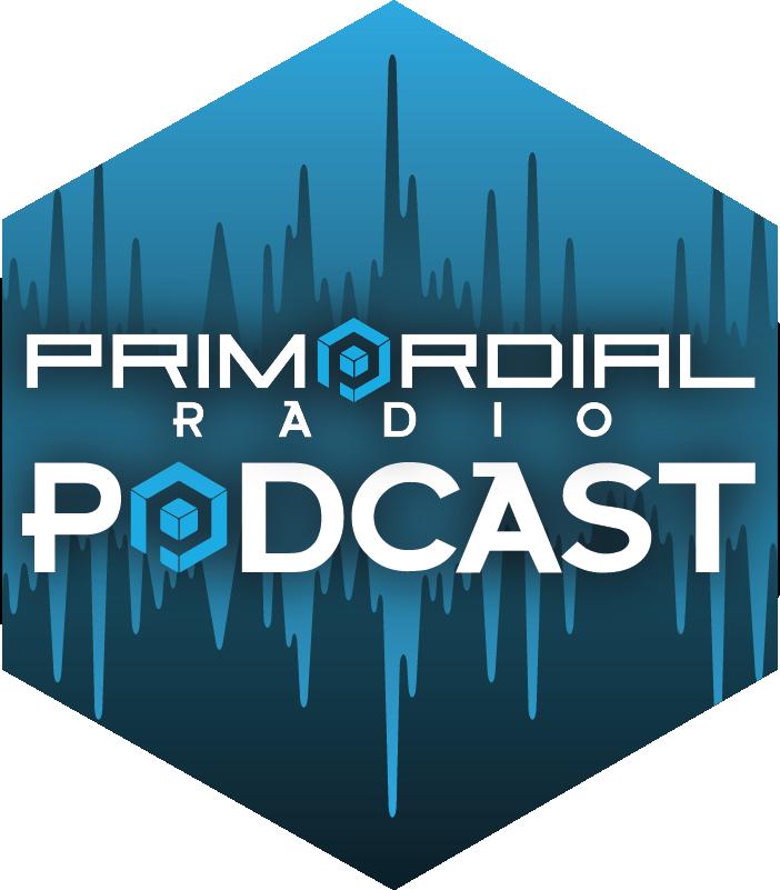 Primordial Radio Podcast Logo