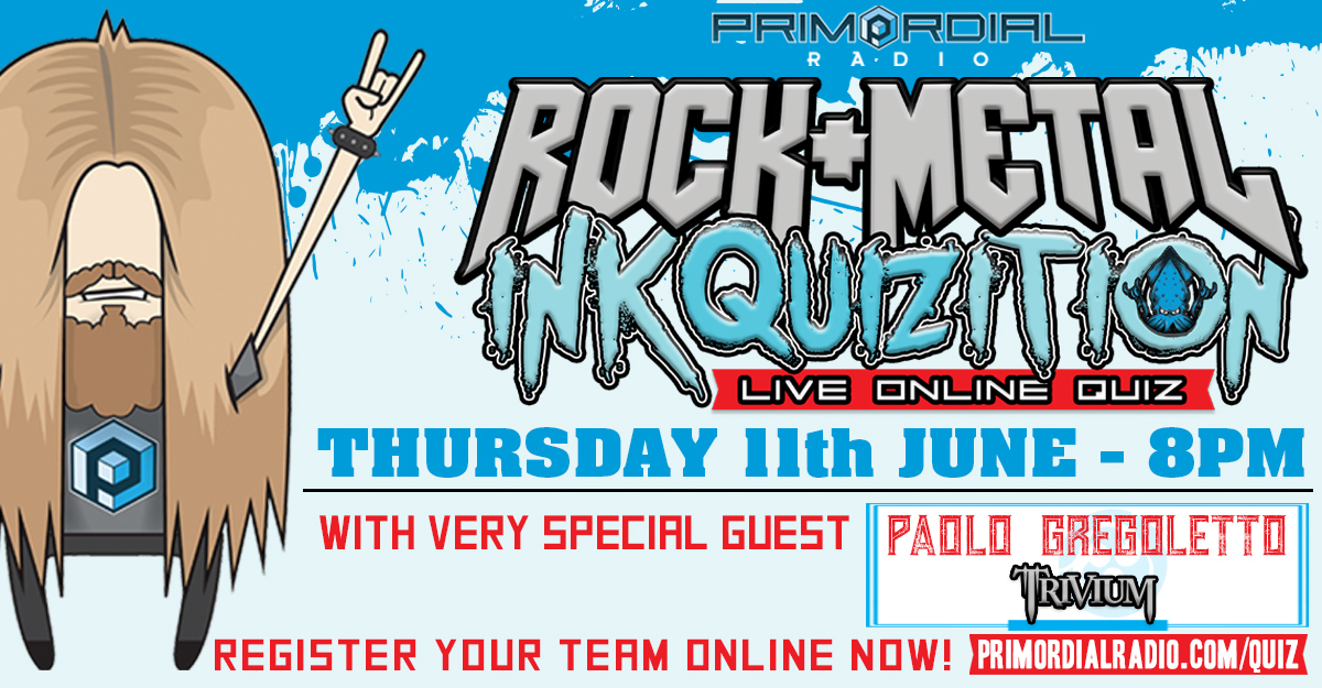 Rock and Metal Inkquizition 11th June