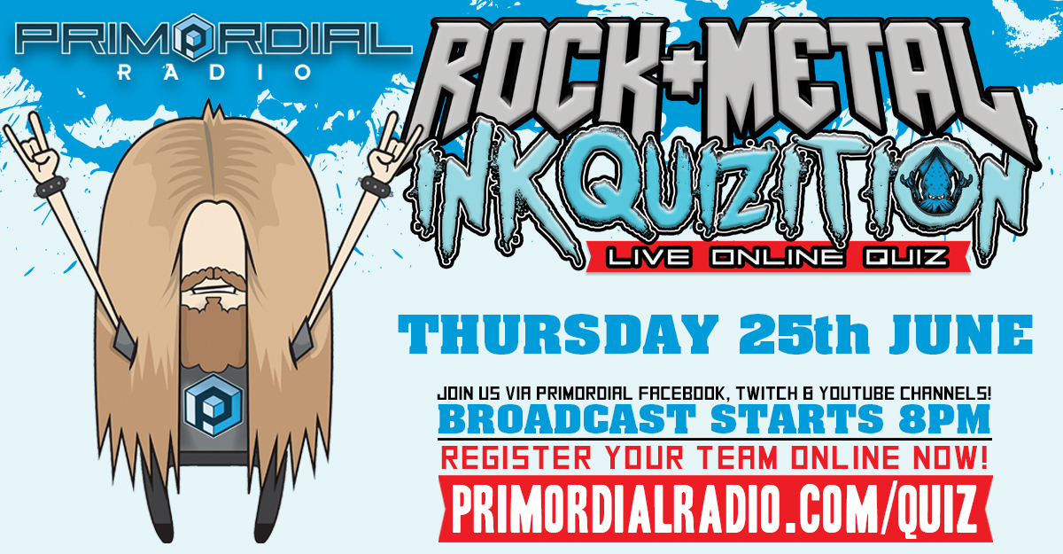 Rock and Metal Inkquizition 25th June