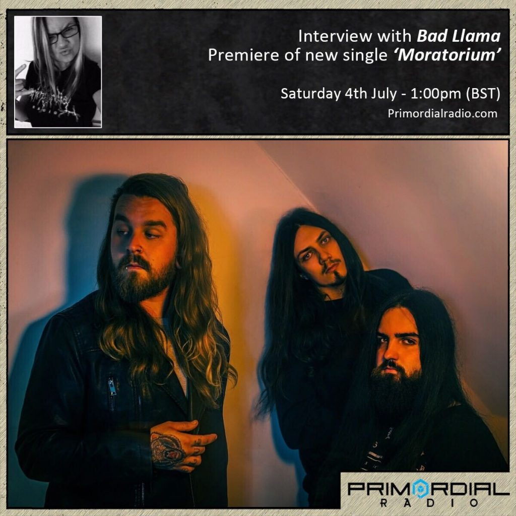Bad Llama Interview on Primordial Radio