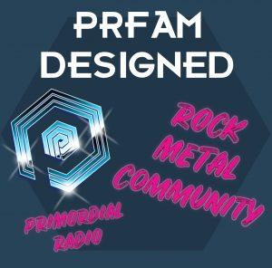 PRFAM Merch Logo